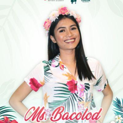 MS. BACOLOD - CENDY DIVINA
