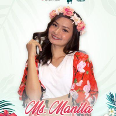 MS. MANILA - FLORENCE YAMZON