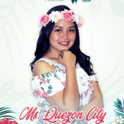 MS. QUEZON CITY JAZZCYNTH SATAM