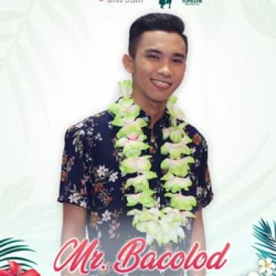 MR. BACOLOD - CHRISTIAN KLEIN MAGSINO