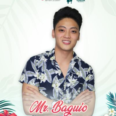 MR. BAGUIO - JOHN PHILIP EDADES