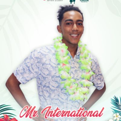 MR. INTERNATIONAL - GIO GOMEZ