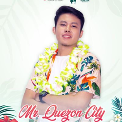 MR. QUEZON CITY - JOHN CARL AGUSTIN