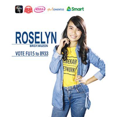 ROSELYN - BRGY. MUZON