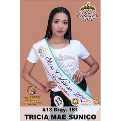 BRGY. 181 - TRICIA MAE SUNICO