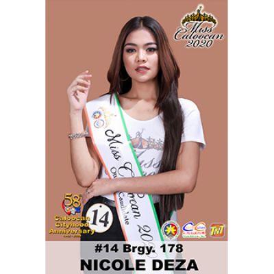 BRGY. 178 - NICOLE DEZA