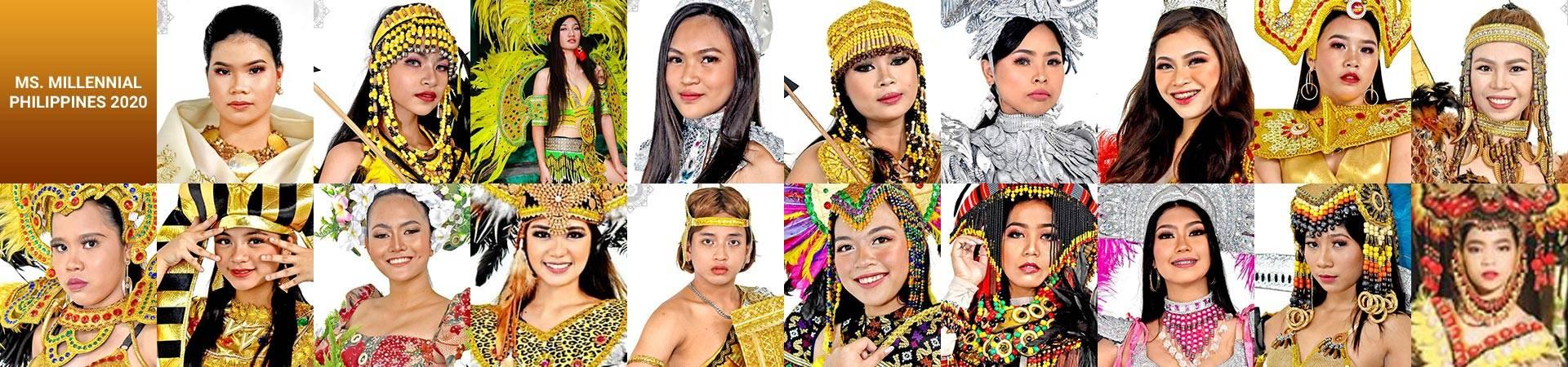 MS. MILLENNIAL PHILIPPINES 2020