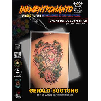 GERALD BUGTONG