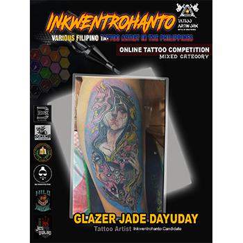 GLAZER JADE DAYUDAY