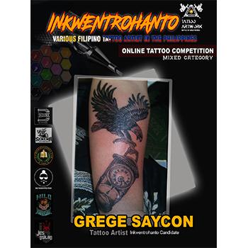 GREGE SAYCON