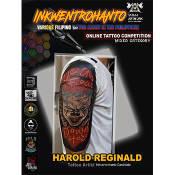 HAROLD REGINALD