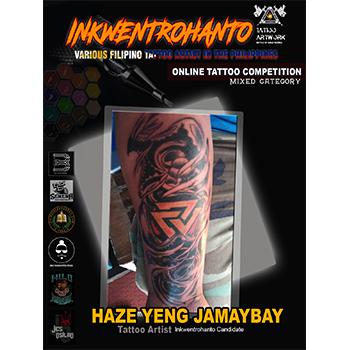 HAZE YENG JAMAYBAY
