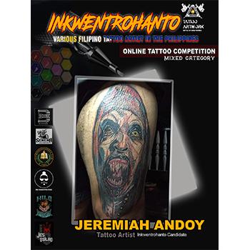 JEREMIAH ANDOY