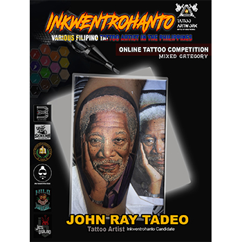 JOHN RAY TADEO