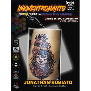 JONATHAN RUBIATO