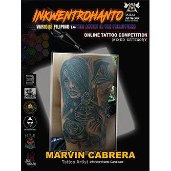 MARVIN CABRERA
