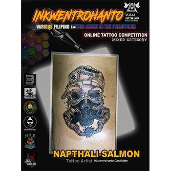 NAPTHALI SALMON