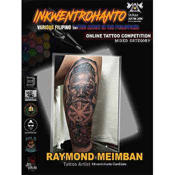 RAYMOND MEIMBAN