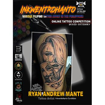 RYAN ANDREW MANTE