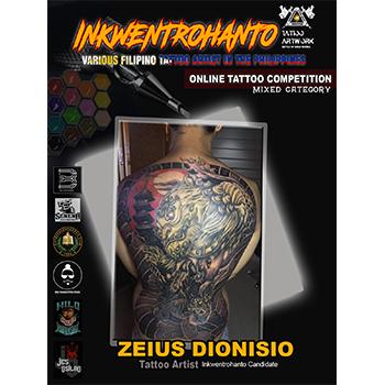 ZEIUS DIONISIO