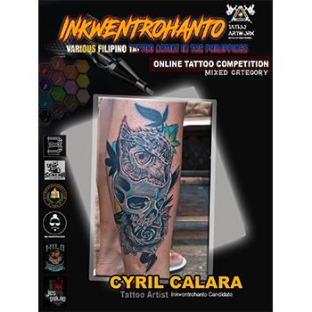 CYRIL CALARA