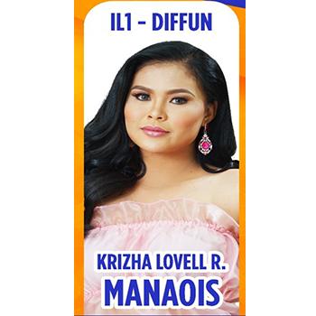 Ms. Diffun - Krizha Lovell R. Manaois