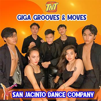 SAN JACINTO DANCE COMPANY